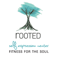 rooted | self expression center  |  fitness for the soul